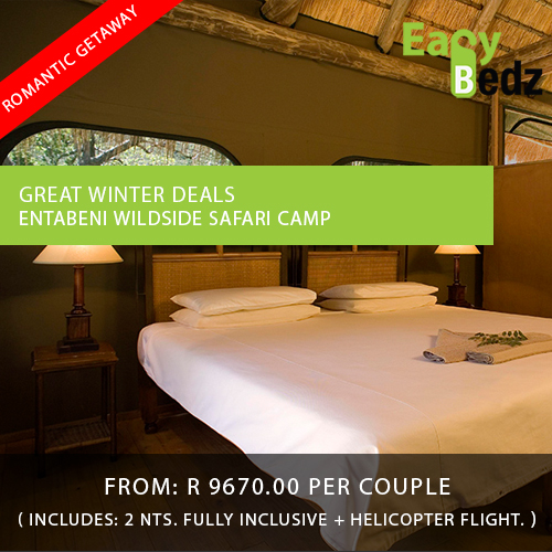 Entabeni wildside winter deal