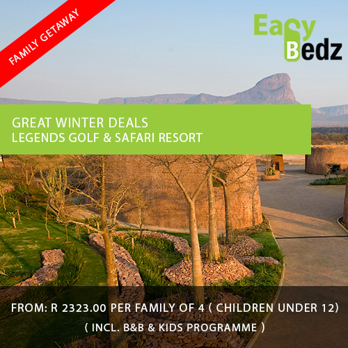 Legends golf winter deal
